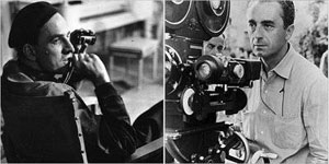 Antonioni & Bergman logó