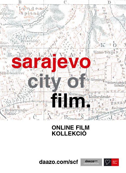 Sarajevo City of Film Plakát