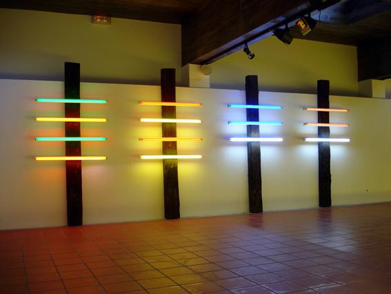 Instalaçao, Soneeto do TGV, 2006