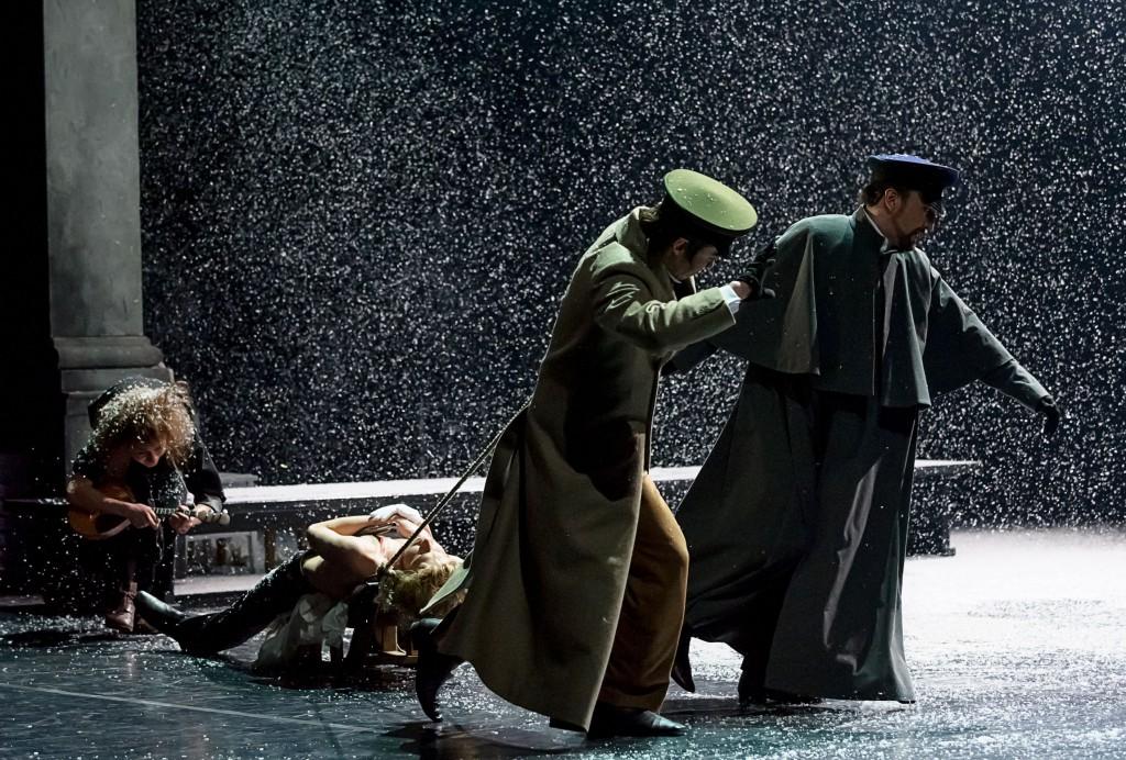 06 The scene after the duel © Dmitriy Dubinskiy