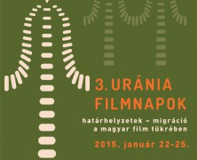 URÁNIA FILMNAPOK