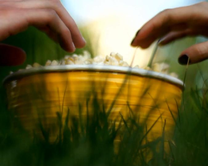 popcorn poetry