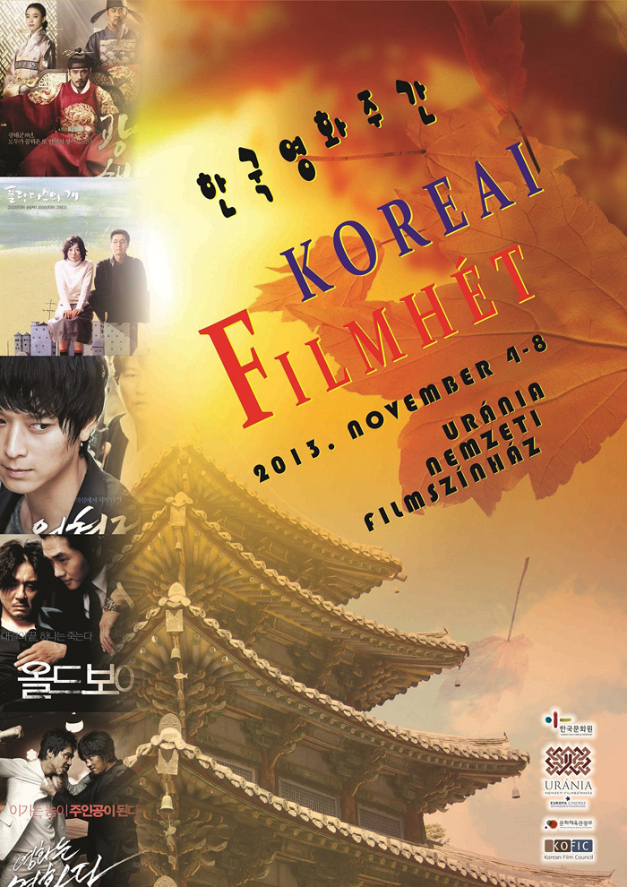 Plakát_Koreai-Filmhét-2013