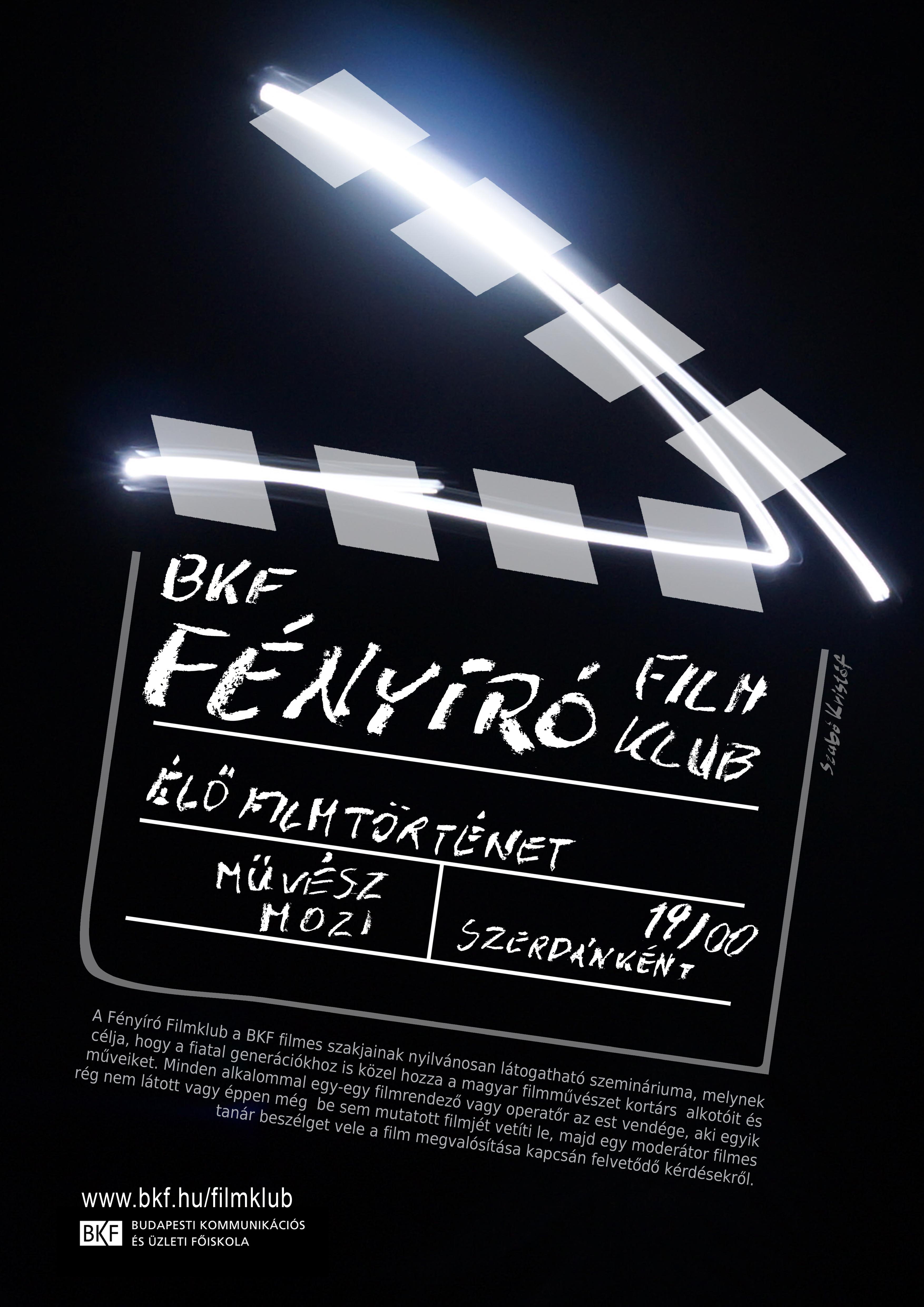 fenyirofilmlubplakat