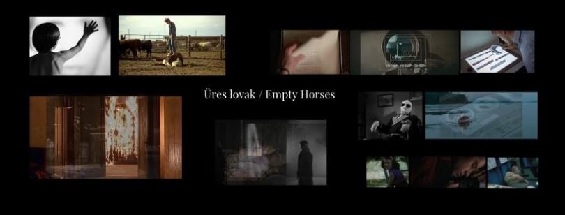üres lovak
